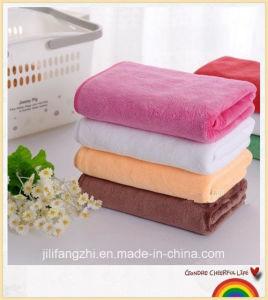 100% Cotton Plain Deyd Bath Towel/Hotel Towel/Stain Towel