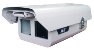 Security PTZ CCTV Camera Housing with Double Window Design (J-CH-4912-SFH) pictures & photos