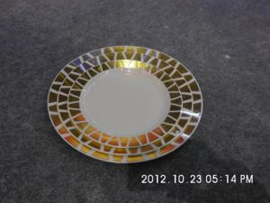 "10.25"" PS Plastic Plates (RP100-H)"