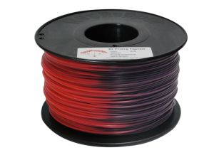 Purple to Pink Color Changed PLA 1.75mm 3D Printing Filament pictures & photos