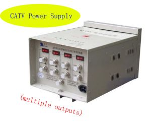 Aluminum Case of Power Supply pictures & photos