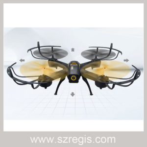 Hight Quality Four-Axis Aerial Remote Control Helicopter Aerial Drones pictures & photos