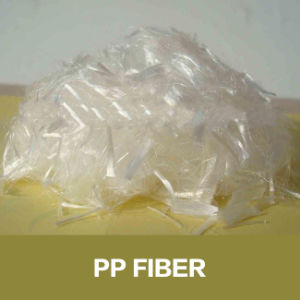 Polypropylene Fiber PP Fibre Construction Mortar Additives pictures & photos