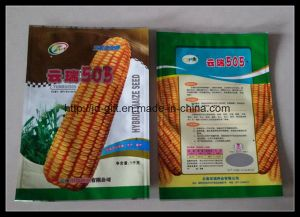 Color Printing Aluminizing Laminated Flexible Packaging Bag for Seed pictures & photos
