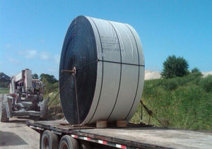 Nn600/4 Nylon Rubber Conveyor Belt pictures & photos