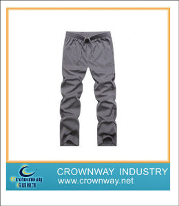 Men′s Long Knitted Sweatpant (CW-SP-16) pictures & photos
