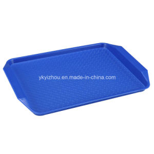 Plastic Fast Food Tray / Plastic Snack Tray pictures & photos
