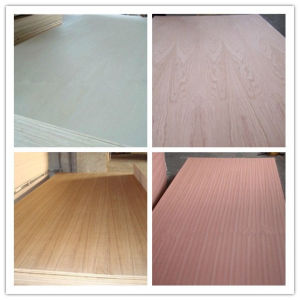 4′x8′ Marine BB/CC Grade Okoume Commercial Plywood pictures & photos