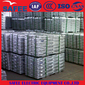 China Pure Zinc Ingot 99.995% SGS Standard - China Zinc Ingot, Zinc Ingot 99.995% pictures & photos