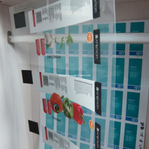 Printed Plastic Pet/PVC Sheet pictures & photos