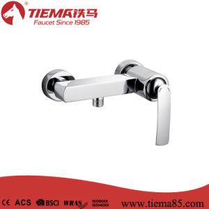 Morden Brass Chrome Bathroom Shower Mixer (ZS64302)