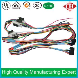 Custom Cable Assembly for Car and Home Appliance