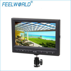 "8"" LCD Touchscreen Monitor with VGA, HDMI, AV, DVI Optional"
