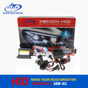 Evitek Xenon HID Kit for Cars and Trucks 35W 12V AC Slim Kit, 18 Months Warranty Only Pictures pictures & photos