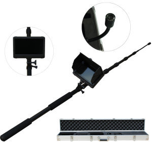 "5MP 1080P HD Digital 5m Telescopic Pole Handheld Portable Roof Inspection Camera with 7"" DVR Recorder pictures & photos"