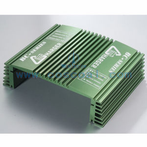 New Designed OEM Aluminium Profile for Electronic Enclosure with CNC Machining pictures & photos