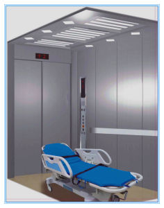 China Manufacturer Hospital Stretcher Bed Lift pictures & photos