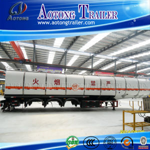 3 Axle 50000 Liters Oil Tanker Trailer pictures & photos