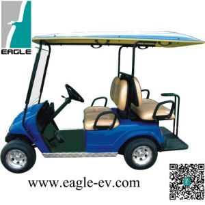 Golf Cart, 4 Seats, Electric, Eg2028ksf, CE Approved, Brand New pictures & photos