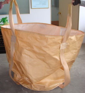 All Banded Ton Bag with Skirt 86*86*105cm PP Jumbo Bag pictures & photos