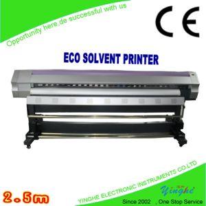 2.5m Dx5 Printhead Eco Solvent Printer pictures & photos