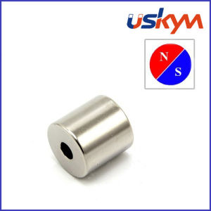Strong Strength Nickel Ring Neodymium Magnets (R-009) pictures & photos