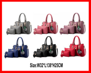 Online Fashion Shopping Top Selling 3 in 1 Set New Bag Ladies