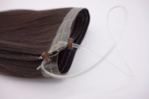 Best Quality 100% Cuticle Flip in Hair Weft pictures & photos