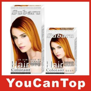 bigen semi permanent hair color light copper brown