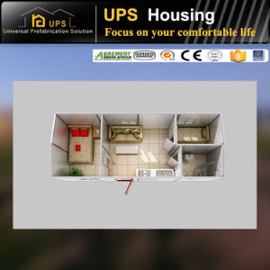 Iraq Fast Assembling Prefabricated Commercial Buildings Homes pictures & photos
