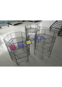 Hex Metal Cage/Rack/Basket for Supermaket and Logistic pictures & photos