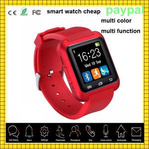 Factory Price New U8 Smartwatch Smart Watch (u8) pictures & photos