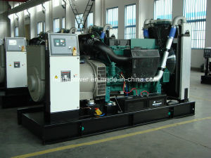 85kVA Volvo Open Type Generator