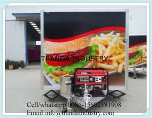 with Ce Approved with Window Juice Bar Trailer pictures & photos
