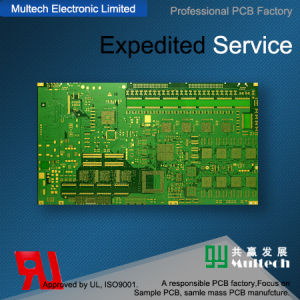4layer PCB Board/Multilayer PCB with Enig/PCB Board Expedited Service