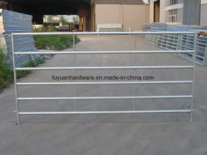 Hot Sale Metal Strong Tube Galvanized Cattle Panel pictures & photos