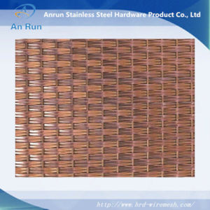 Decorative Metal Mesh for Building Metal Facades pictures & photos