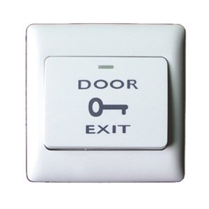 White Exit Switch Button for Access Control System (JS-86) pictures & photos