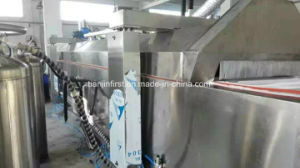 Stainless Steel Liquid Nitrogen IQF Freezing Machine pictures & photos