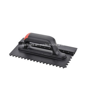 Functional Plastic Trowel with Teeth