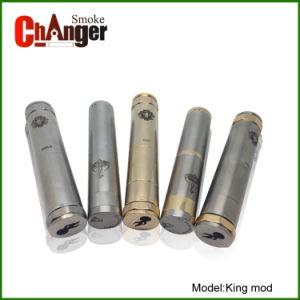 Fashion Mechanical E Cigarette Dry Herb Vaporizer From China King Mod