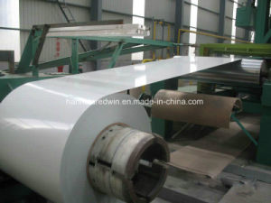 Color Coated Aluminum Steel Coil/PPGI/PPGL/Gi/Gl and Roofing Sheets pictures & photos