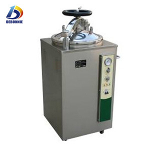 Handwheel Type, Time Setting, Temperature Vertical Steam Sterilizer