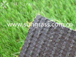 35mm High Anti-UV Landscaping Leisure Garden Artificial Lawn (SUNQ-AL00056) pictures & photos