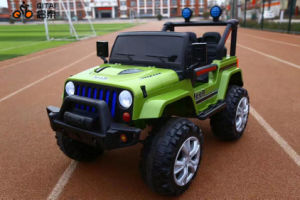 Powerful Battery 2016 Best RC Toys Electric Car for Kid pictures & photos