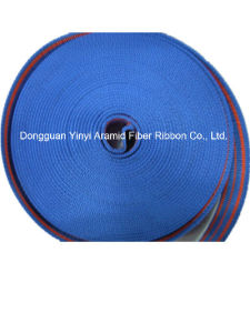 Strip Color High Strength Nylon Webbing for Industry pictures & photos