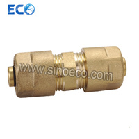 Brass Straight Female Connector Coupler for Pex Pipe pictures & photos
