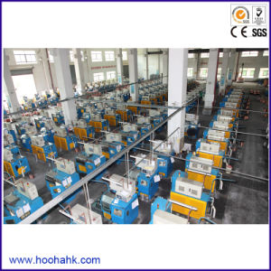 Intermediate Fine Copper Wire Drawing Machine with Annealer pictures & photos