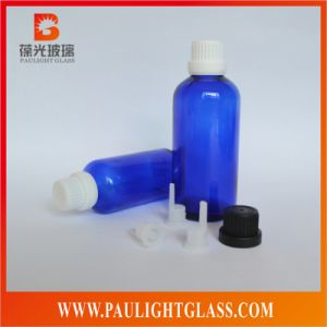 Glass Jar Glass Bottle for Cosmetics, Essential Oil Packaging
