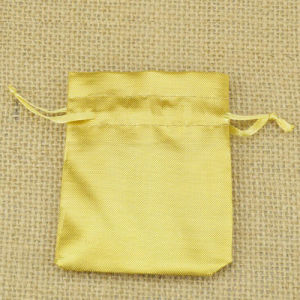 Custom Jewelry Satin Bag in Packaging Bag pictures & photos